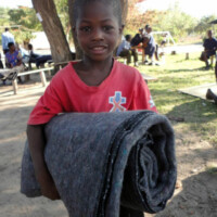 Buy a blanket & keep an orphan warm this winter